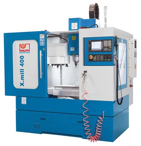 "KNUTH ""X.MILL 400"" CNC VERTICAL MACHINING CENTER"