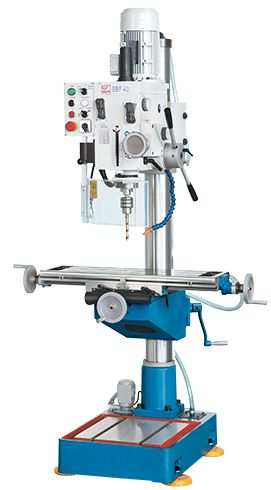 NEW KNUTH MODEL SBF 32 COLUMN DRILL PRESS