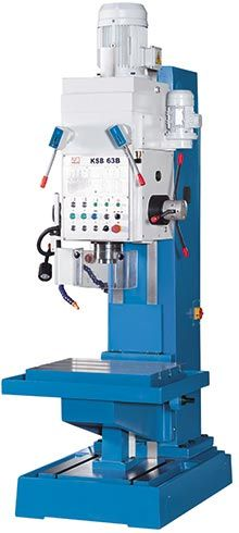 NEW KNUTH KSB SERIES BOX COLUMN DRILL PRESS