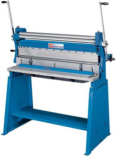 KNUTH 3 IN 1/1000 MANUAL SWING BEAM SHEAR