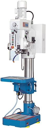 KNUTH SSB 40 F SUPER COLUMN PRODUCTION DRILL PRESS