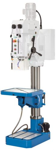 KNUTH MODEL SSB 40 XN COLUMN DRILL PRESS