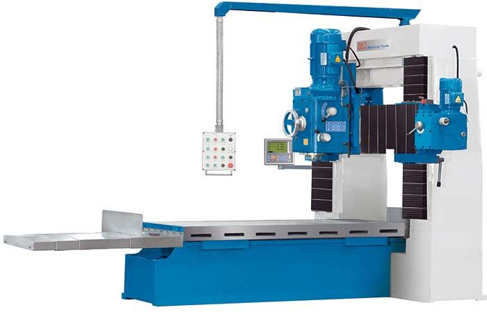 KNUTH PORTAMILL GANTRY TYPE MILLING MACHINE
