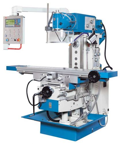 KNUTH UWF 3.2 UNIVERSAL MILLING MACHINE