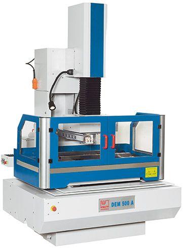 KNUTH DEM 400 A CNC EDM