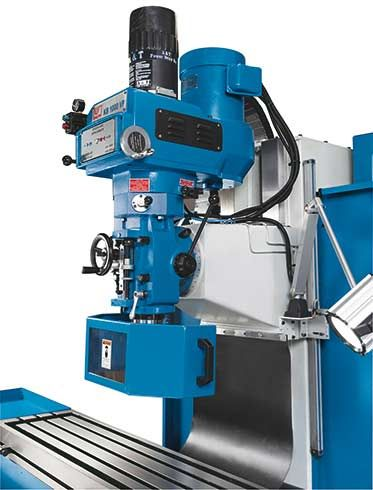 KNUTH KB 1000 VP BED TYPE MILLING MACHINE