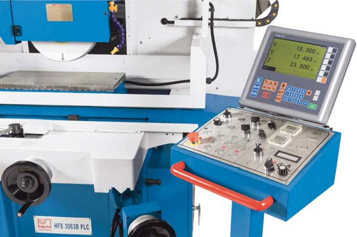 KNUTH MODEL HFS B C SURFACE GRINDER