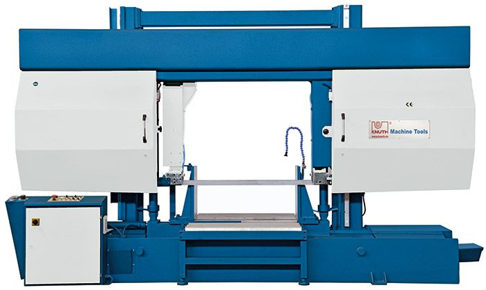 KNUTH HB L SERIES SEMI-AUTOMATIC HORIZONTAL BAND SAW