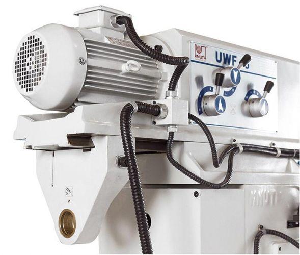 KNUTH UWF 3 UNIVERSAL MILLING MACHINE