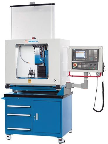 KNUTH LABCENTER 260 CNC MACHINING CENTER