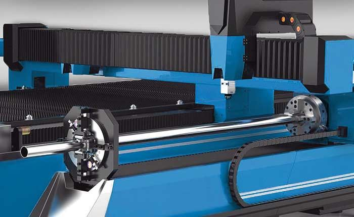 KNUTH ACE LASER CNC LASER CUTTING MACHINE