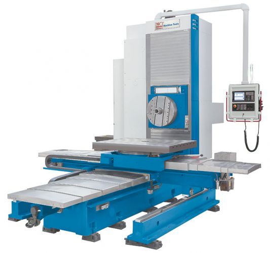 KNUTH MODEL BO T 110 CNC DRILLING MACHINE