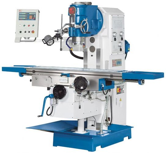 KNUTH MODEL VFM 5 VERTICAL MILLING MACHINE