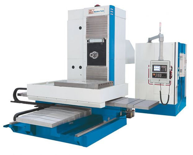KNUTH MODEL BO T 130 CNC DRILLING MACHINE