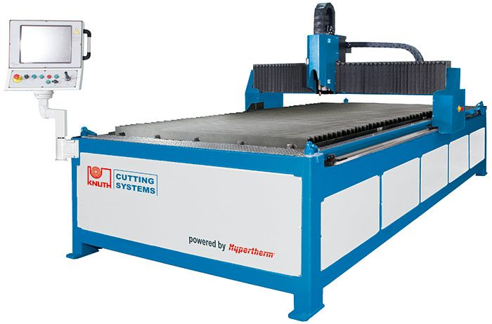KNUTH PLASMA-JET COMPACT PLASMA CUTTING MACHINE