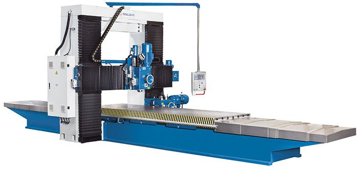 KNUTH PORTAMILL DUO GANTRY TYPE MILLING MACHINE