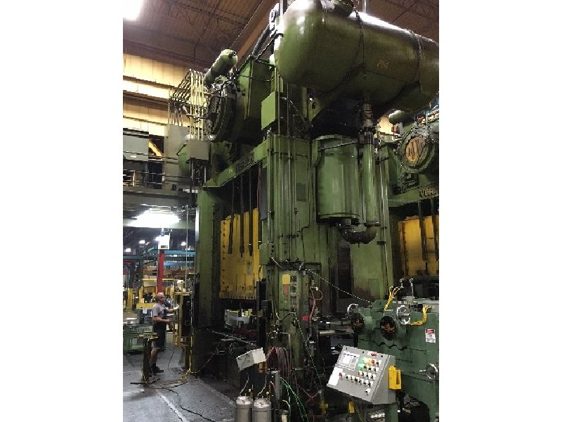 800 ton Verson S4-800-120-60t