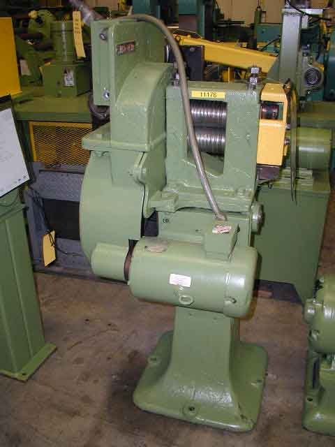 """1/4"""", MORGAN MODEL 250 CONTINUOUS WIRE POINTER, 9 GROOVES, 1/16"""" MIN (11176)"""