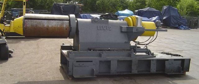 """20,000 Lb. (9072 Kg) x 48"""" (1220mm), LEWIS, UNCOILER, HYD EXP, [11751]"""