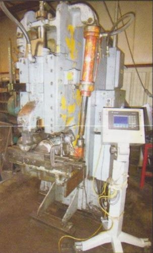 """2 1/4"""", PINES, No. 25T, VERTICAL TUBE BENDER, 25 HP, WITH CONTROLS (12023)"""