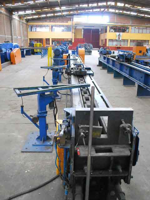 40000 Lb., BIGWOOD, SINGLE CHAIN, 9 METER LENGTH, 35 HP (12459)