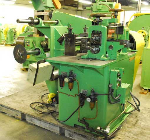 "12"" RUESCH MODEL 76 SLITTING LINE (12673)"