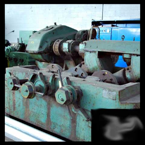 "4 5/8"" (117mm) SUTTON 2-25, 5 ROLL ROTARY STRAIGHTENER (13271)"