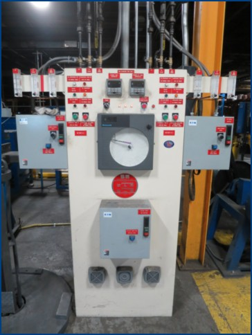 """36""""H X 42"""" OD SM ENGINEERING PIT TYPE BELL FURNACE (13338)"""