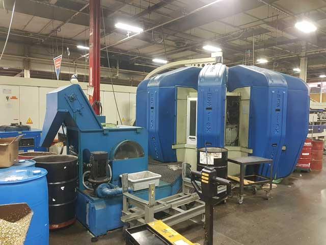 IMASFLEX 150 CNC ROTARY TRANSFER MACHINE (13480)