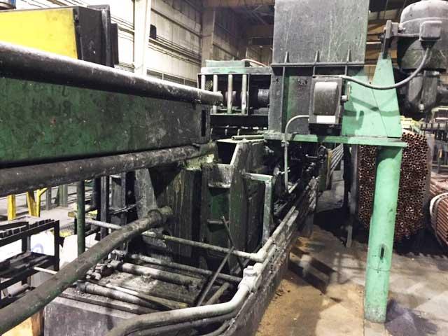 33,000 lb (13.600kg) VAUGHN 3 DIE TUBE DRAWBENCH (13499)