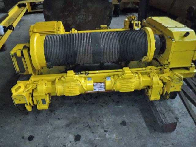 25 Ton (22680 Kg), ACE, 6' (2m) TROLLEY GAUGE, 25' (7.6m) LIFT, CLASS D (13508)