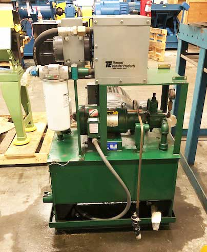 1 HP KAMAN HYDRAULIC POWER UNIT (13558)