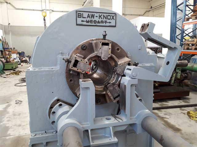 "12"" (304,8mm) BLAW KNOX MEDART BAR PEELER (13614)"