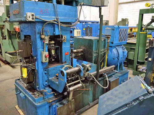 "3"" (976.2mm) x 10.5"" (267mm) x 10.5"" (267mm) RUESCH 4 HIGH ROLLING MILL (13682)"