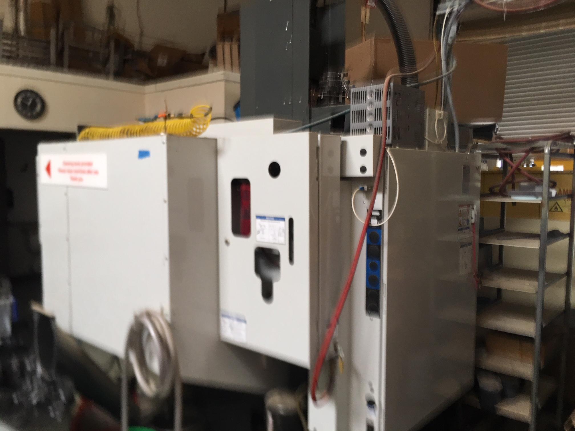 """HAASHaas Mini Mill 2, 20"""" x 16"""" x 14"""", 6K RPM, CAT40, 20 ATC, Programmable Coolant, Rigid Tapping"""