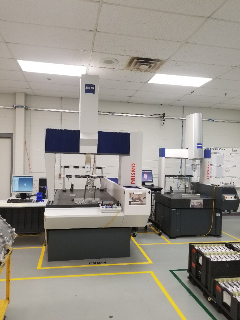 "ZEISSZeiss Prismo 9/18/7; 2004; 35""x70""x28"", Vast Gold D2 Scanning, Calypso Software, STEP, Probe Change Rack, C99 Ctrl"