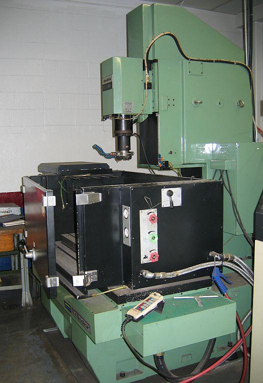 SODICK MOLDMAKER 5 - EDM Hole-Driller | Machine Hub