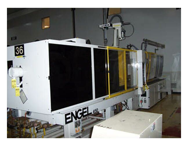 ENGEL ES450-2500 - Injection Molding Machines | Machine Hub