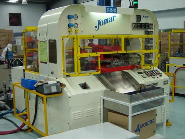 JOMAR - Blow Molding Machines | Machine Hub