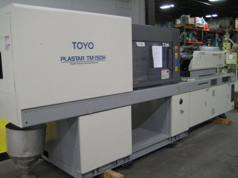 TOYO150 TON 6.3 OZ ,PLCS-9 CONTROL