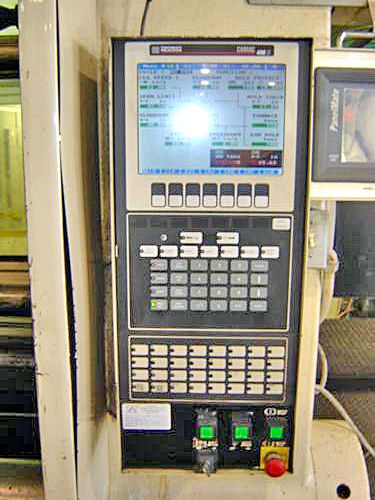 Cincinnati1000 TON 179 OZ, CAMAC 486 CONTROL ,CP
