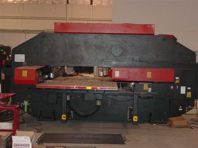 AMADA33 TONS, 58 STNS, 04PC