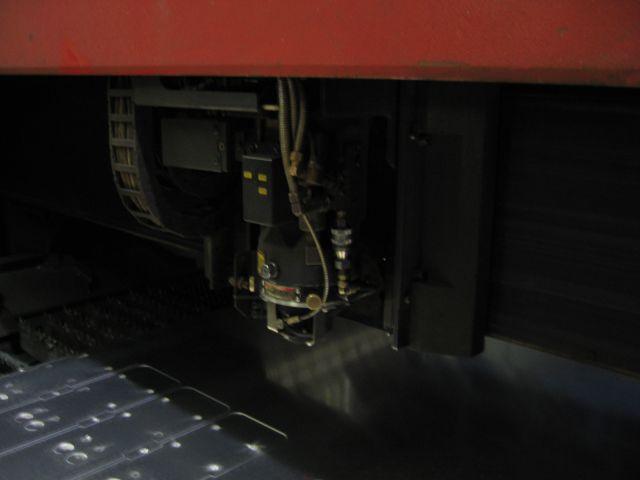 AMADA4000 WATT, 5' X 10'                            36545 HOURS