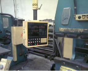AMADA110 TON X 10', NC-9EX