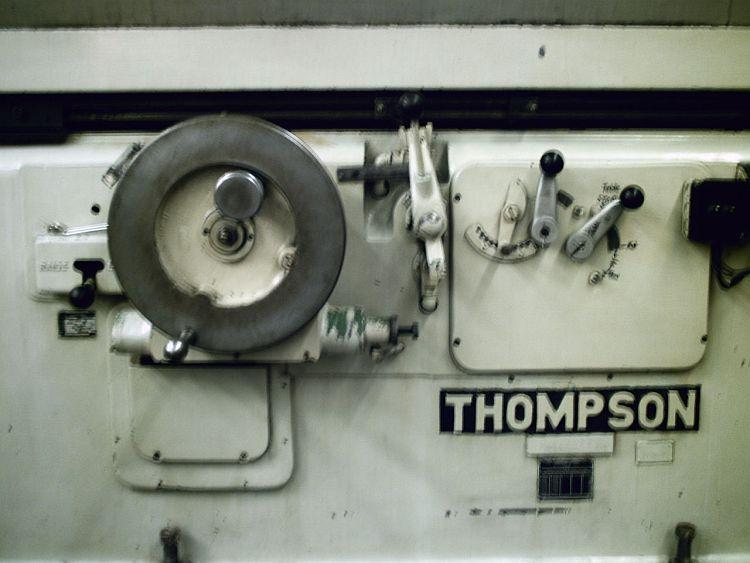 "THOMPSON12""X48"" , pdf, dro, otw dress"