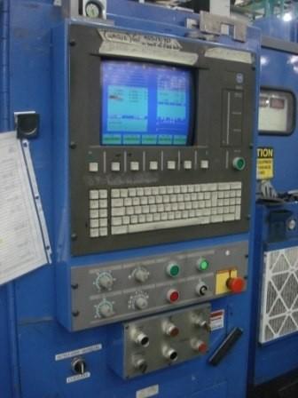 "CINCINNATI MILACRONAB 8600 CONTROL, 300"" x 82"" x 13"", HP20, #40 TAPER, 14400 RPM, 20"" DIST THRU SPINDLES"