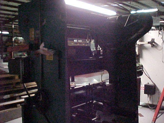 35 TON X 6', AUTOMEC CNC B.G.