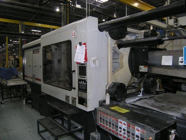 Cincinnati550 TON 76 OZ ,CAMAC 486C CONTROL