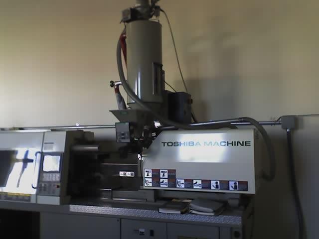 Toshiba110 TON 4.2 OZ TOSHIBA , INJECTVISOR V21 CONTROL