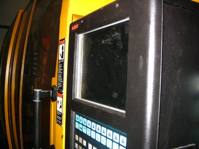 HUSKY660 TON 130 OZ ,HUSKY , GE FANUC CONTROL